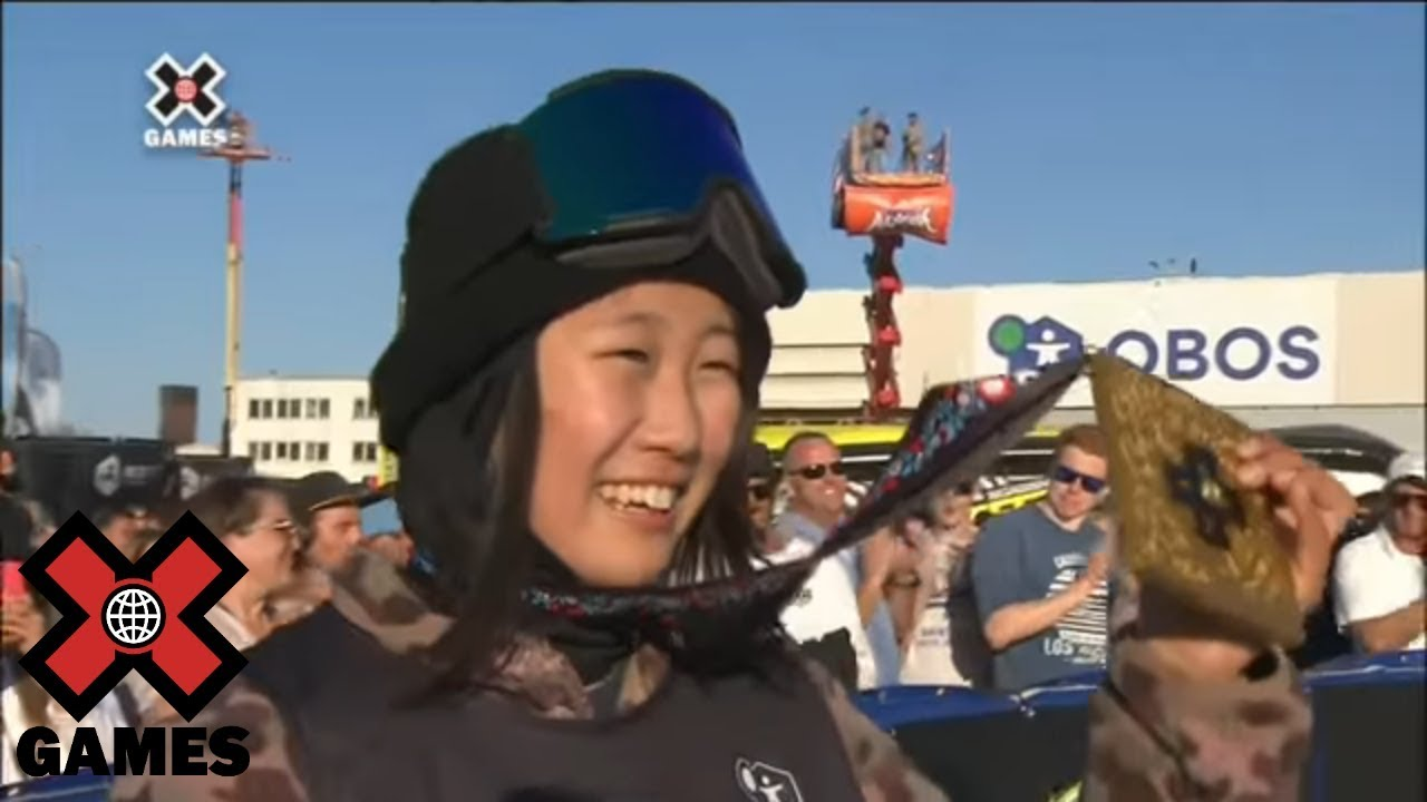 13-year-old Kokomo Murase makes history with wild double cork 1260 in  Norway | X Games | ESPN