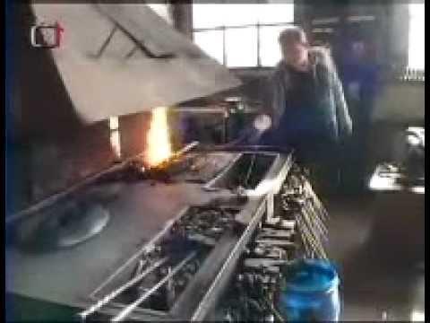 Kovex ars in Czech TV