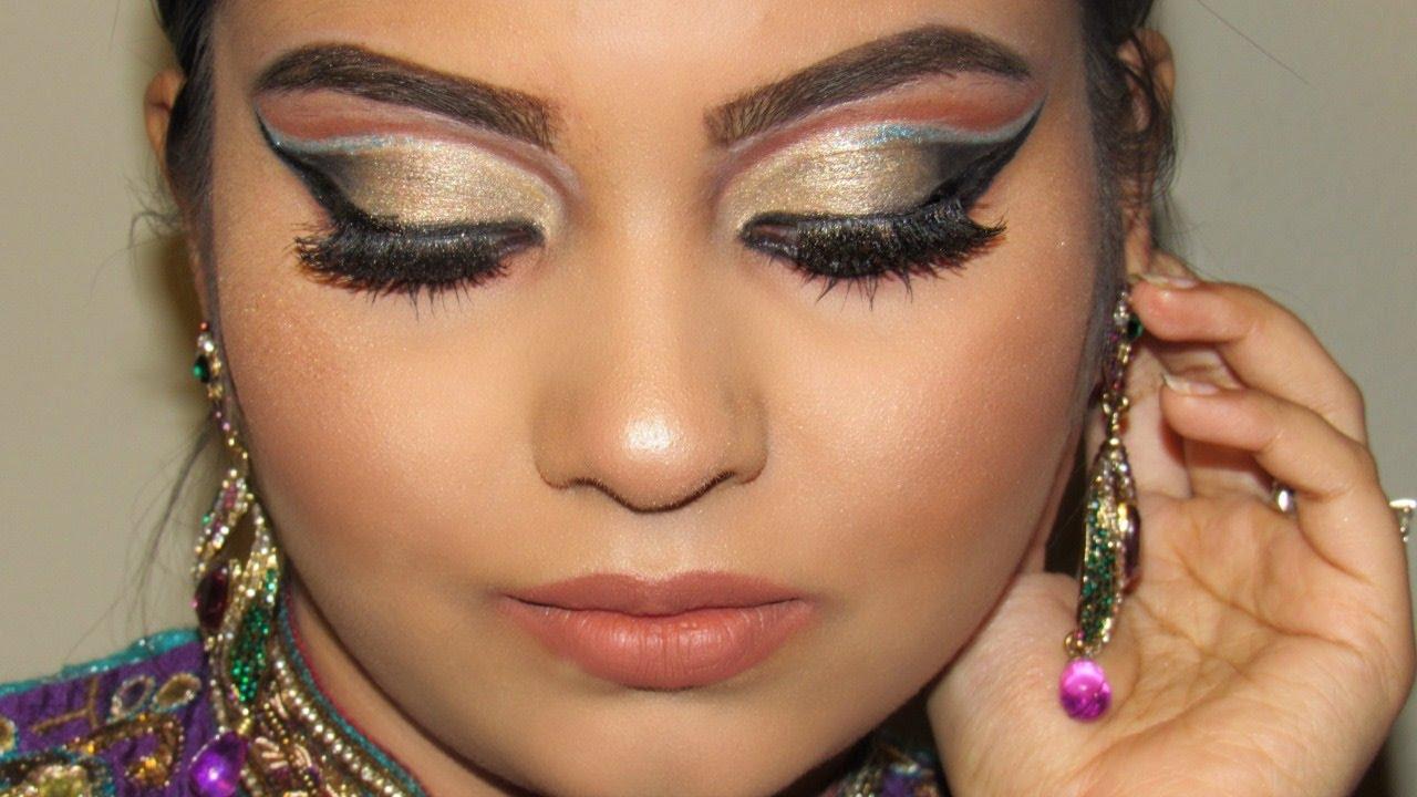Bangladeshi/ Indian Party Makeup Tutorial - YouTube