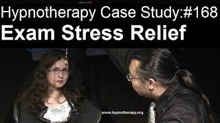 Repeat youtube video Hypnotist Bernie's Exposition - Episode 168 with Allie (exam stress) #hypnosis