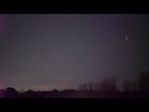Orionids / Orioniden Meteorstrom 2014