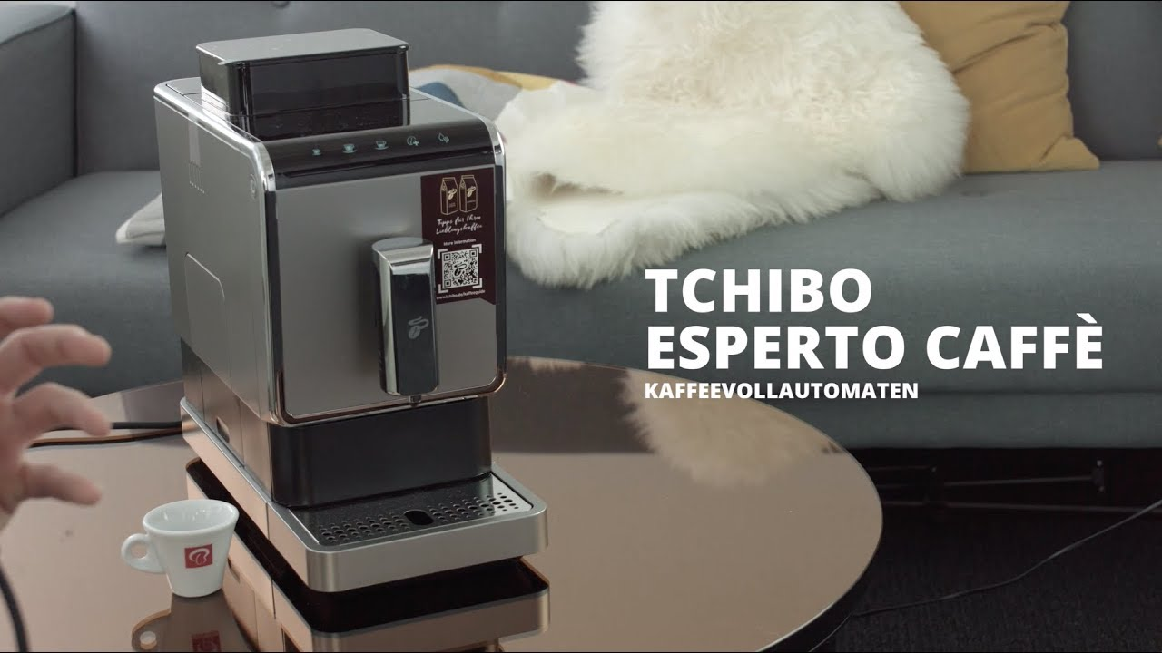 kaffeevollautomat von tchibo