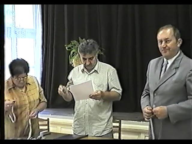 A Csetényi Labdarúgó Csapat éremátadása 2007.  x264