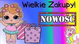 LOL Surprise  Zakupy w MegaDyskont  bajka po polsku