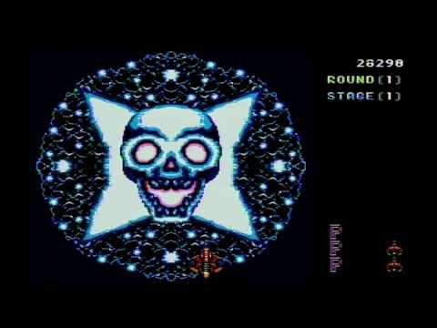 Truxton - Testando no novo Mega Drive da Tectoy (+TELA CHEIA)