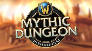 WOW PVE ESPORTS COMING SOON! Mythic Dungeon Invitational