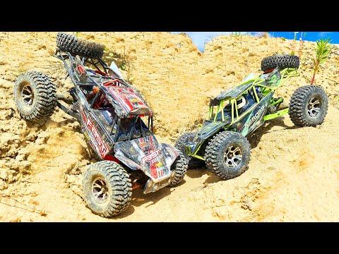 RC CARS Сrash Racing - Unreal OFF Road – 2 WlToys 10428