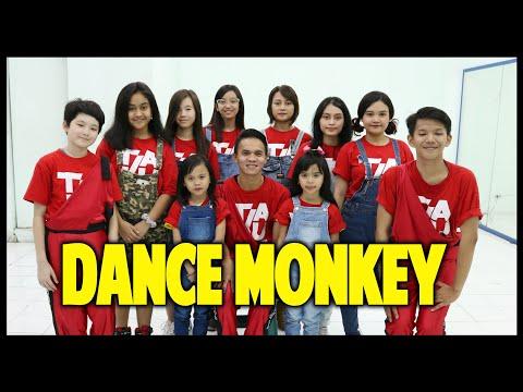 DANCE MONKEY - TONES AND I - DANCE &  - CHOREOGRAPHY BY DIEGO TAKUPAZ