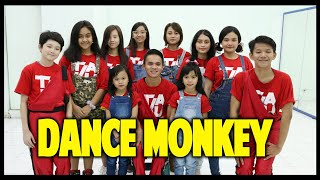 Download Lagu Tones And I - Dance Monkey (Lyrics And Dance) - CHOREOGRAPHY BY DIEGO TAKUPAZ mp3