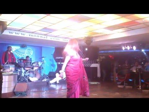 MINNAL RAJINI's SHOW-MAYA MAYA