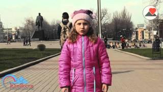 Дети войны на Донбассе читают стихи о Великой Отечественной войне