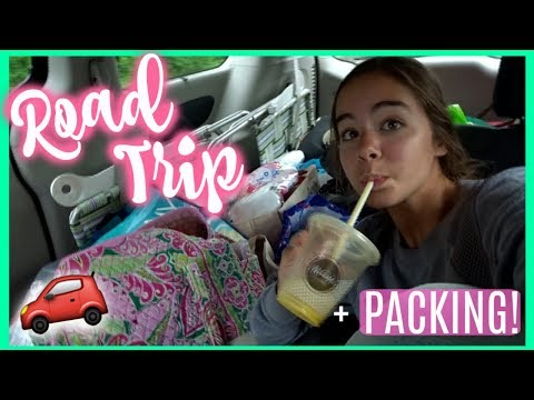 Pack with Me & Road Trip to Myrtle Beach!
