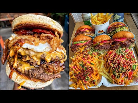 THE MOST SATISFYING FOOD VIDEO COMPILATION | SATISFYING AND TASTY FOOD
