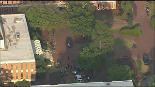 Mann tötet zwei Menschen an Universität in Charlotte, verletzt weitere lebensgefährlich