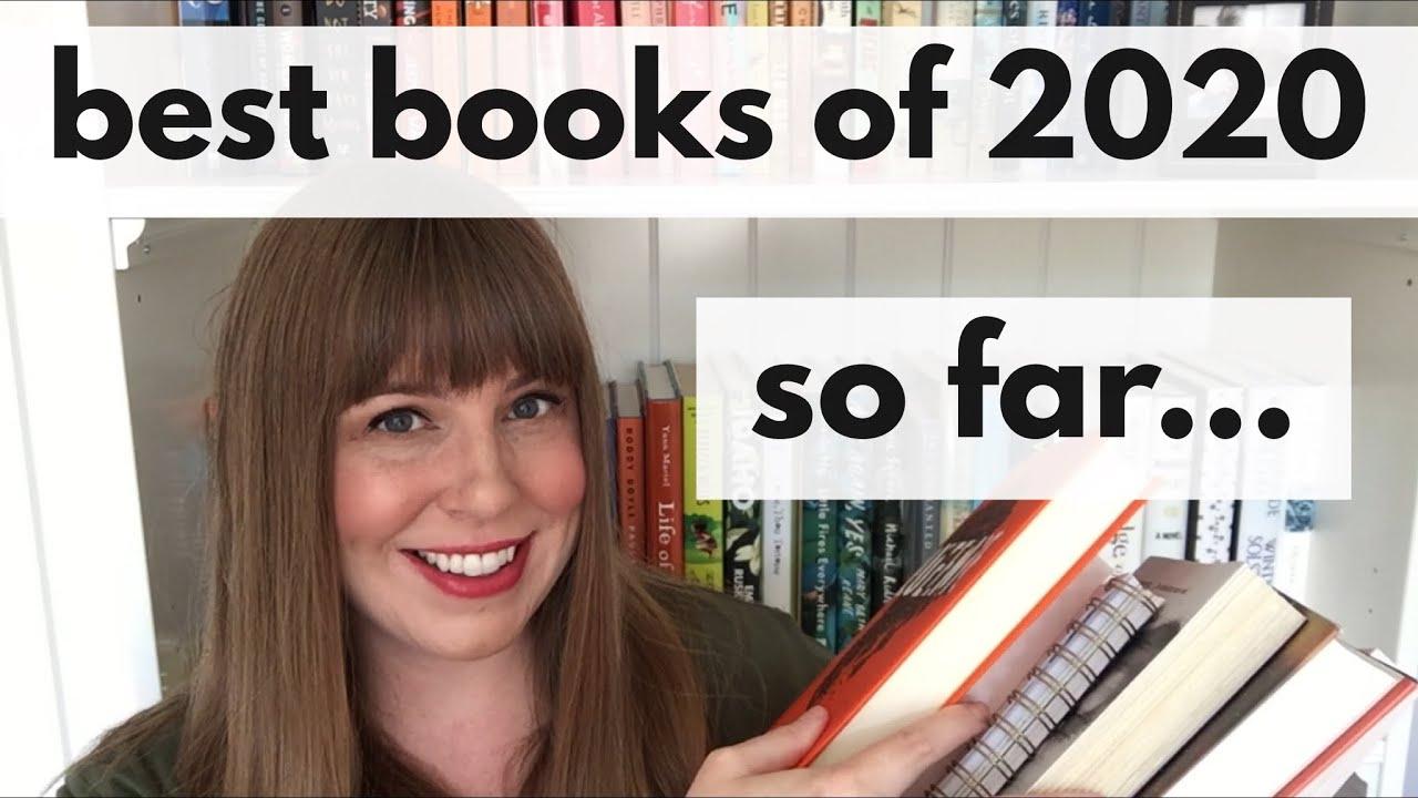 The Best Books I've Read in 2020 (so far)