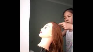 Коса колосок. Видеоурок для начинающих