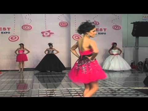 be436994f1 15 Fest Expo - Picchelina - Pasarela Mayo 2012 - YouTube