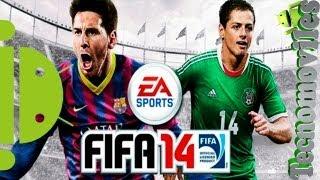 FIFA 14 para Android Full (Descargar y Jugar) #Español
