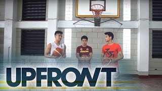 NCAA UPFRONT: Ricci Rivero crosses over to the NCAA to team up with AJ