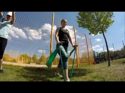 BodyCROSS Berlin Outdoor Training