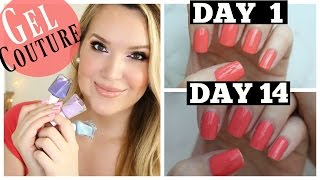Essie Gel Couture Review! 14 Day Wear Test!!! | JennyClaireFox
