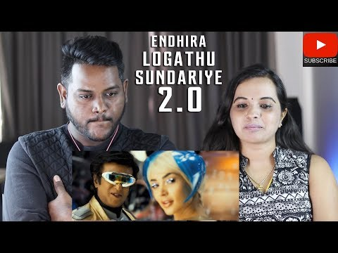 Endhira Logathu Sundariye Song Reaction | Malaysian Indian Couple | 2.0 | Rajinikanth | Amy Jackson
