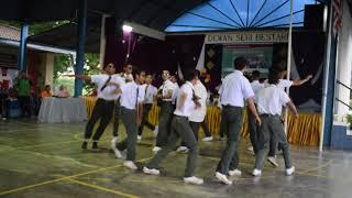 Lagi Syantik Dance Sambutan Hari Guru 2018 SMK Doktor Megat Khas Ipoh (Persembahan Pelajar)