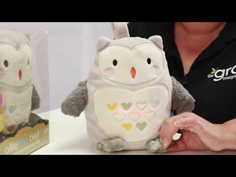 Ollie the Owl Product Demo