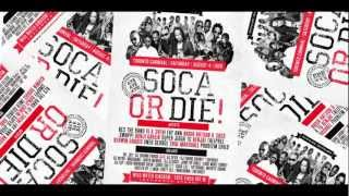 SOCA OR DIE! Toronto Carnival Saturday Message From Bunji Garlin