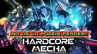 ROBOTS ANIME + ACCIÓN + MÚSICA DE HIRONOBU KAGEYAMA!! HARDCORE MECHA