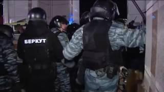 Розгін Євромайдану в Києві 30 листопада 2013 року