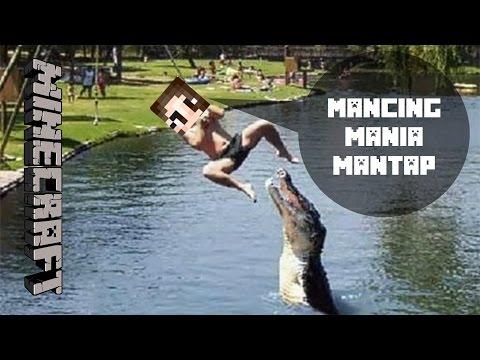 AUTO MANCING MANIA MANTAP Noob Survival Minecraft Indonesia #67
