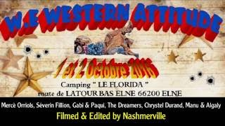 WORKSHOP CAMPING LE FLORIDA 2016 - ROCK & GIRLS