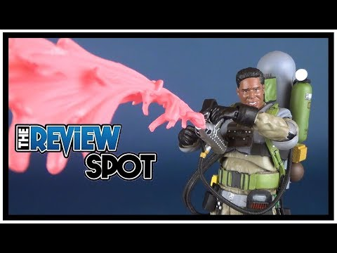 Ghostbusters 2 Select Series 7 Slime Blower Winston Zeddemore Action Figure