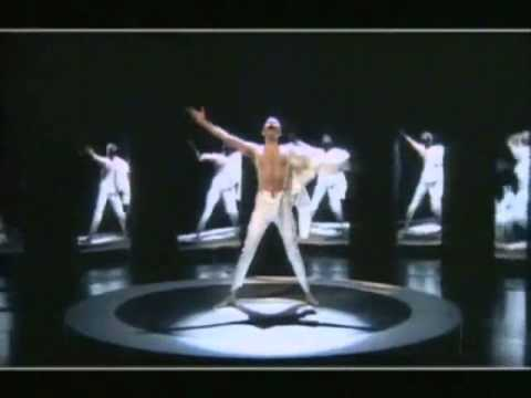 I Was Born To Love You - Queen (1985 clip!)