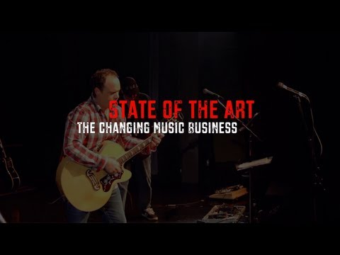 State of the Art - The Changing Music Business (2012)