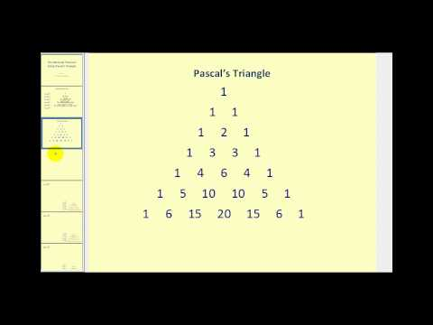 C program to print pascal triangle