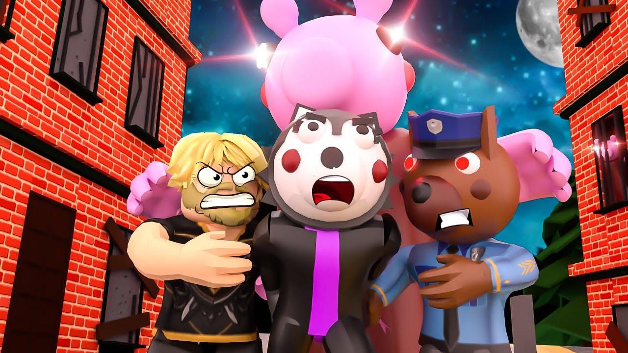 PIGGY 2 ER UDE! *CHAPTER 1* :: Roblox Piggy Dansk