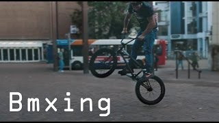 Crazy BMXing Skills in Oxforshire! Thumbnail