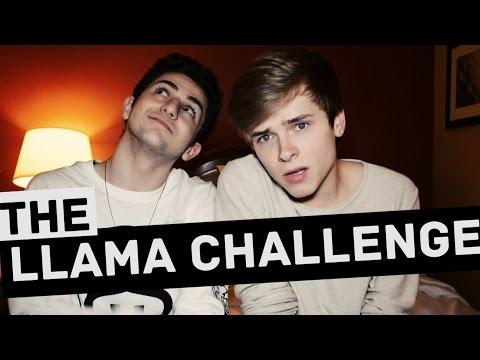 THE LLAMA CHALLENGE (Ft. Twaimz)