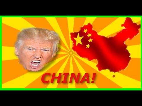 Trump Says China: Trump Ties China Lies Hypocrisy ...