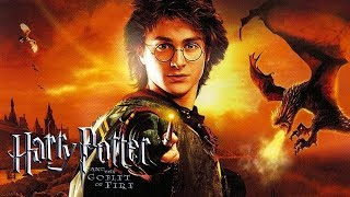 Harry Potter and the Goblet of Fire PS2 - Full Game Longplay Lets Play