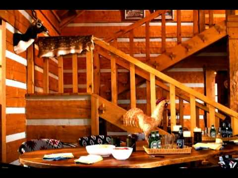 Stone Mill Log Homes Slide Show