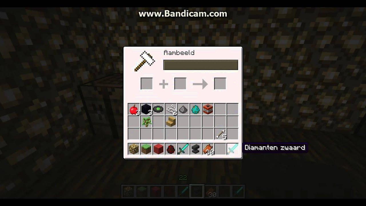 Minecraft hoe maak je een aanbeeld - Hoe maak je een woonkamer ...
