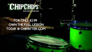 ChipChops Episode 1 The Funky Drummer Beat