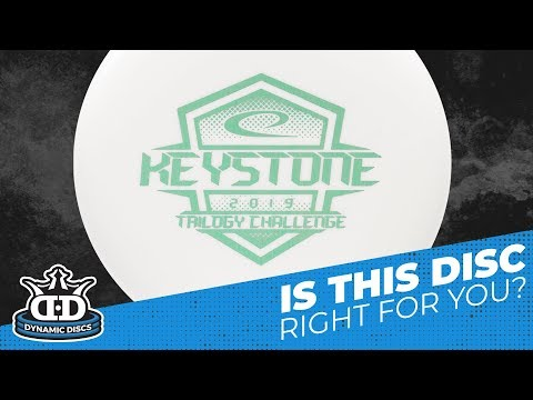 Latitude 64 Retro Keystone | 2019 Trilogy Challenge Putter