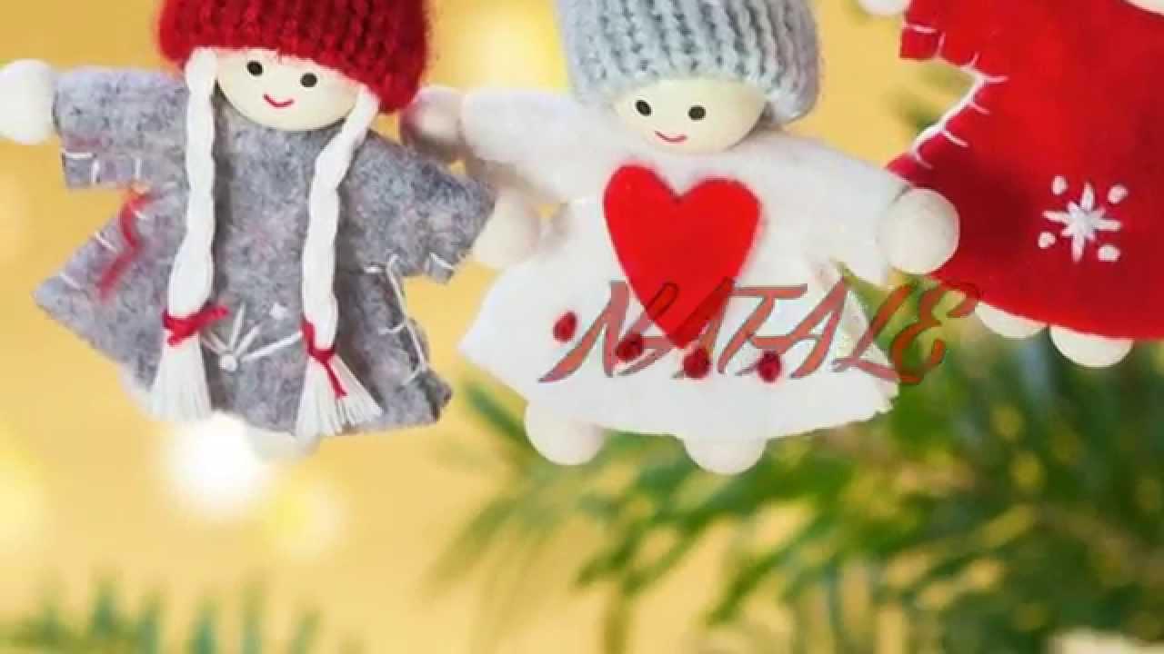 Cartolina Auguri Di Buon Natale YouTube