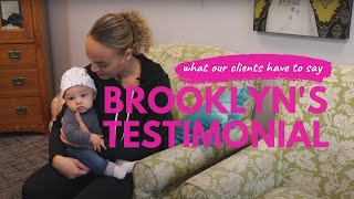 Hear From Our Clients | Brooklyn's Testimonial