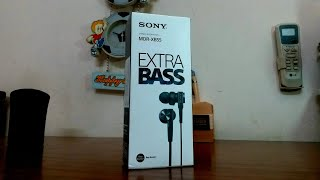 Long term ownership review of SONY MDR-XB55 Why it is the best wired earphones under Rs1500