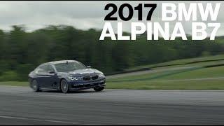 BMW Alpina B7 Hot Lap at VIR   Lightning Lap 2017   Car and Driver